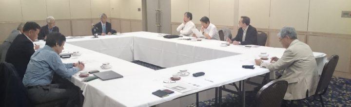 同志社校友会四国地区 令和元年第2回四国4県ブロック会議